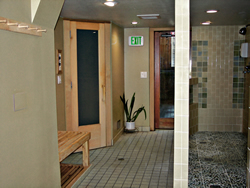 Common Ground Everett House Healing Center & Spa Sauna & Showers